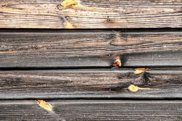 Ścianka z drewna 2