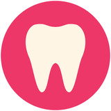 Fototapety Tooth icon