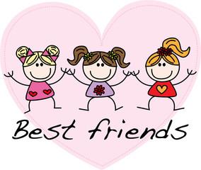 best friends girls friendship