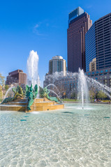 Swann Memorial Fountain, Philadelphia