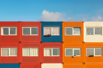 Container homes