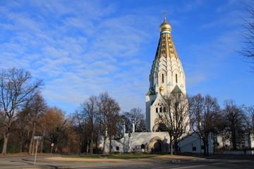 Russische Gedächtniskirche, Leipzig