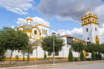 Pavilion of Argentina at the Dock of Delicias, Seville (Spain)