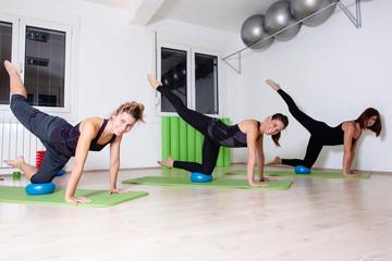 pilates group training