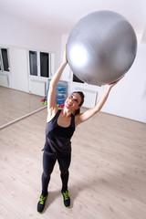 pilates balls exercise