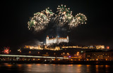 Fireworks on the Castle - 75387640