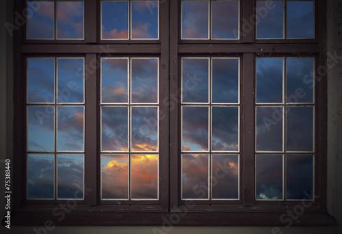 Vintage windows - 75388440