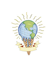 Global warming b