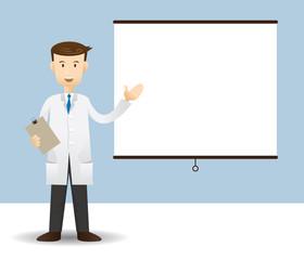 Doctor show Presentation