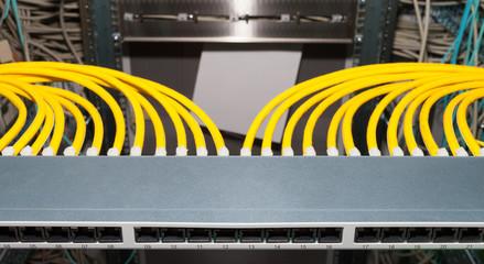 IT Datacenter Netzwerkverteiler für Cloud Services