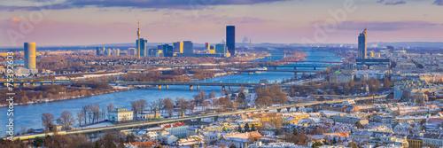 Foto op Plexiglas Wenen View of Vienna #2