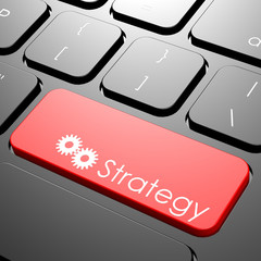 Strategy keyboard