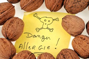 Danger allergie