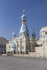 Русская церковь Апостола Филиппа. Шарджа.
