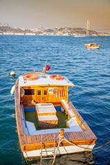 Am Bosporus in Istanbul