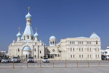 Русская церковь Апостола Филиппа. Шарджа
