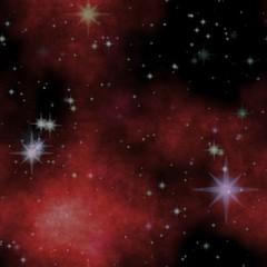 Deep space stars