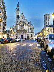 Iglesia en París