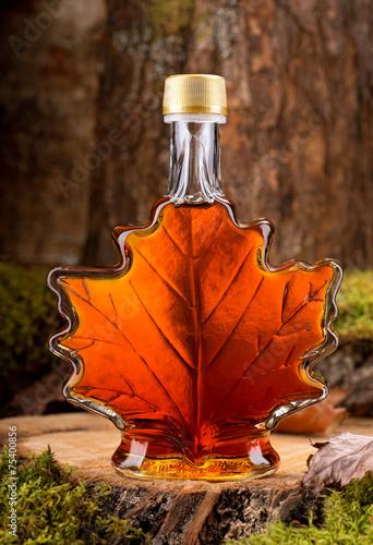 Papiers peints Condiment Maple Syrup