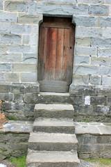 Church Tower Door