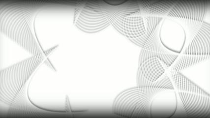 White geometrick background Olit