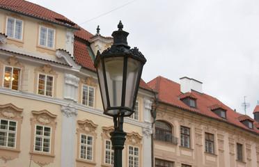 Prager Straßenbild-Prag