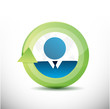 people business moving concept