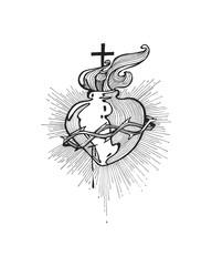 Sacred Heart b