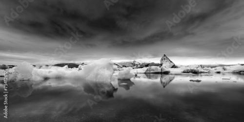 Islanda ghiacciaio - 75412612