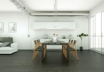 modern Appartment Interior Design