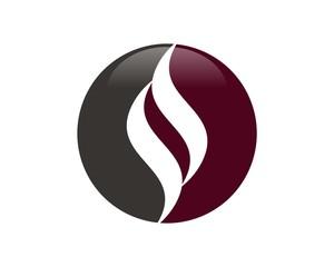Flame Logo Template v.2