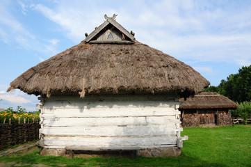 Tradycyjna osada wiejska na podlasiu 4