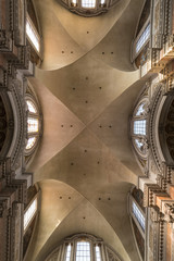 Roma - Santa Maria degli Angeli e dei Martiri, interno