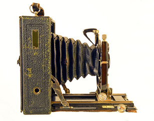 Historical camera on each cartridge with photosensitive material