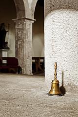 campanella in luogo di culto