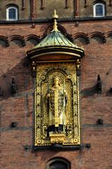 statue à Copehnague