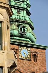 horloge à Copenhague