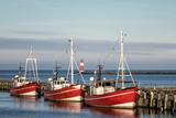 Fischerboote in Warnemünde
