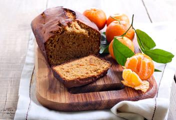 Citrus spice cake