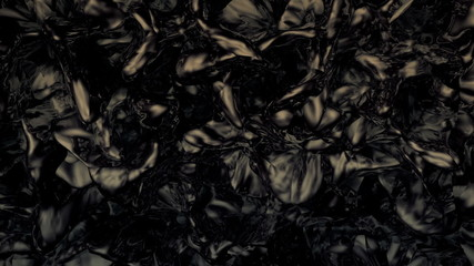 Abstract background in dark colors