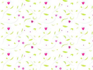 Tulpen Muster nahtlos