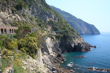 costa cinque terre parco nazionale liguria