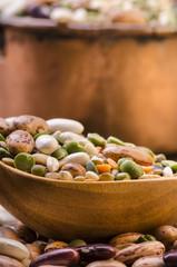 legumi con cereali