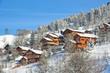 Méribel, Savoie, France
