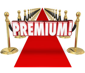 Premium Red Carpet Treatment Top Customer Priority Status