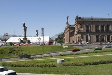 Palacio de Gobierno Monterrey