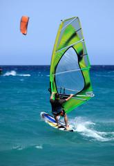 kitesurf aux iles canaries
