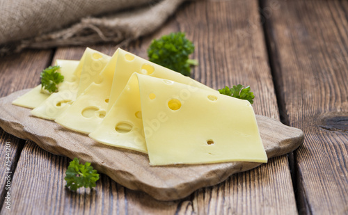 Sliced Cheese - 75441201