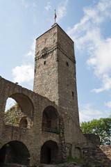 castle ruin Koenigstein