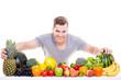 Diät machen mit Obst und Gemüse